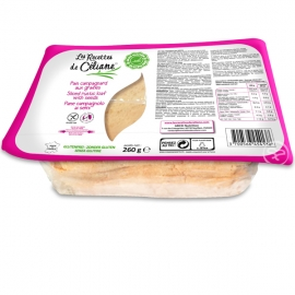 Pain campagnard aux graines (4 tranches) - 260g