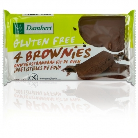 Brownies x4 - 190g