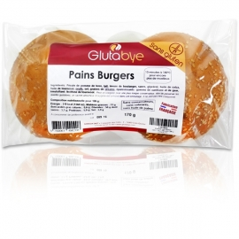 Pains Burgers 2 x 85g