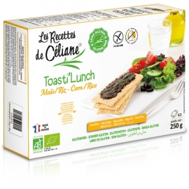 Toasti'Lunch Maïs/Riz - 200g