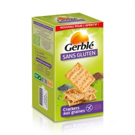 Crackers aux Graines - 100g