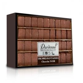 Truffes Fantaisies Chocolat Noir (210g) - DARDENNE