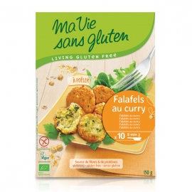 Falafels Légumes & Curry - 150g