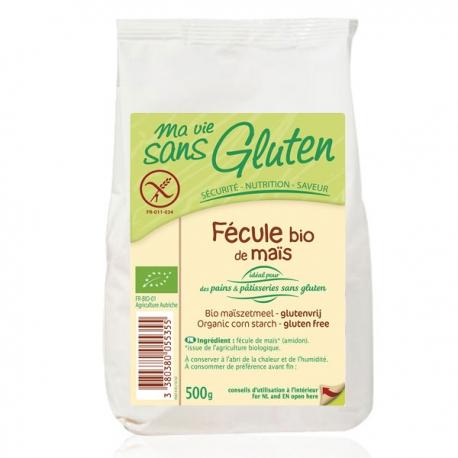 Fécule de Maïs - Ma Vie Sans Gluten