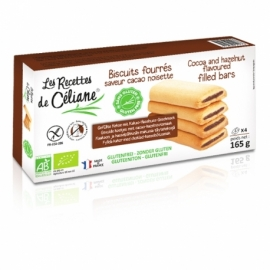 Biscuits Coeur Cacao Noisette - 165g