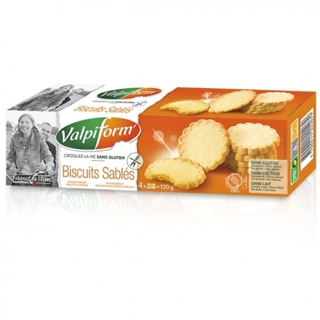 Biscuits sablés - valpiform