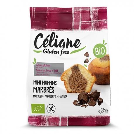 Mini Muffins Marbrés - Céliane