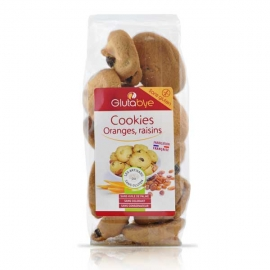 Cookies orange/raisin - 150g