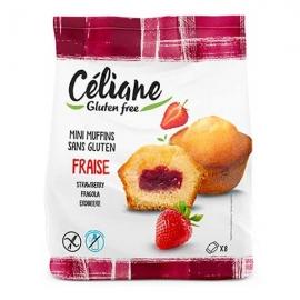 Mini Muffins Fraise - 210g