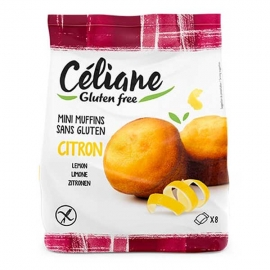 Mini Muffins Citron - 210g