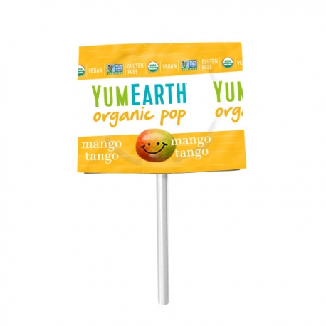 Sucettes Mangue YUMEARTH