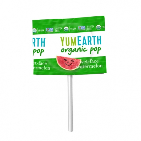 Sucettes Melon YUMEARTH