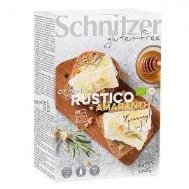 Pain rustico + amarante (2x250g) - SCHNITZER