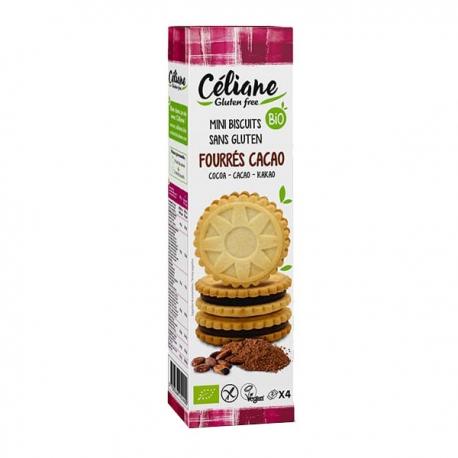 Biscuits fourrés à la vanille - Céliane