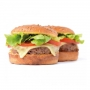 Pains à hamburger x2 (200g) - NATURE & CIE