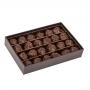 Mini Rochers Pralinés au Chocolat Noir (Coffret de 240g) - DARDENNE