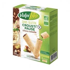 Crousti Pause Choco Noisette (125g) - VALPIBIO