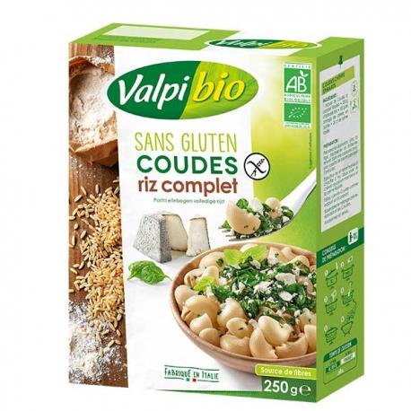 Coudes de Riz Complet (250g) - VALPIBIO