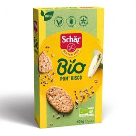 Biscuits Pom' Bisco Bio (105g) - SCHAR