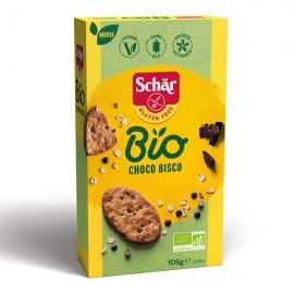 Biscuits Choco Bisco Bio (105g) - SCHAR