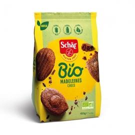 Madeleines Choco Bio (150g) - SCHAR