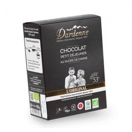 Chocolat Petit Déjeuner au sucre de canne (400g) - DARDENNE