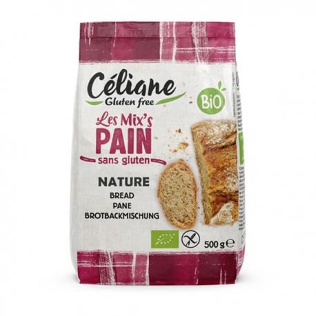 Les Mix's Pain Sans Gluten (500g) - CELIANE