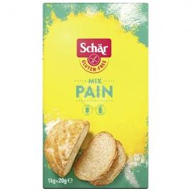 Mix Pain (1kg + 2 sachets de levure) - SCHAR