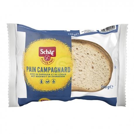 Campagnard Schar - Pain sans gluten