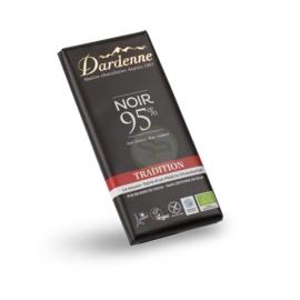 Tablette Chocolat Noir 95% (90g) - DARDENNE