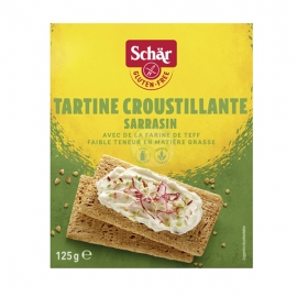 Tarine Croustillante Sarrasin (125g) - SCHAR