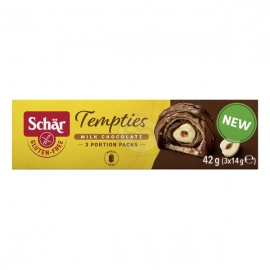 Tempties - Rochers chocolat noisette x3 (42g) - SCHAR
