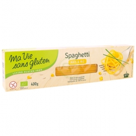 Spaghetti maïs et riz (400g) - MA VIE SANS GLUTEN