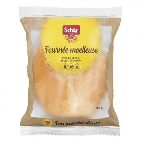 Fournée Moelleuse sans gluten - SCHAR