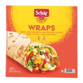 Wraps x2 (160g) - SCHAR