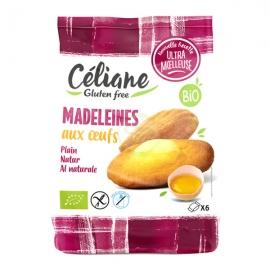 Madeleines aux Oeufs (180g) - CELIANE