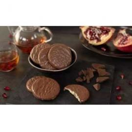 Sable choc - Biscuit nappé chocolat Schaer