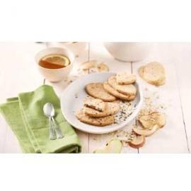 Biscuits Pom' Bisco Bio sans gluten - SCHAR