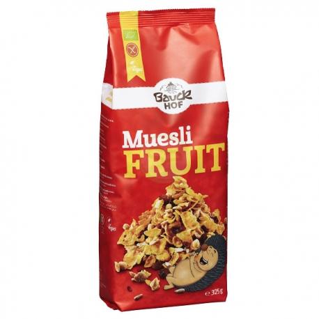 Muesli Petit Déjeuner aux Fruits (325g) - BAUCKHOF