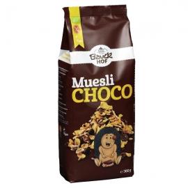 Muesli Bio Chocolat Noir (300g) - BAUCKHOF
