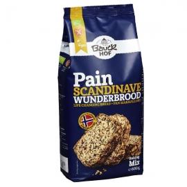 Mix Bio pour Pain Scandinave (600g) - BAUCKHOF