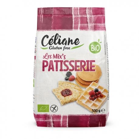 Mix Pâtisserie Bio - Cliane sans gluten