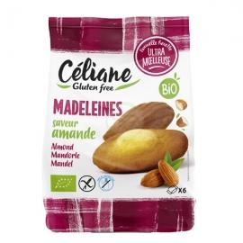 Madeleines Amande bio (180 g) - CELIANE