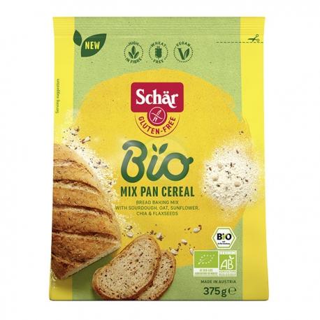 Mix Pain Céréales Bio (375g) - SCHAR