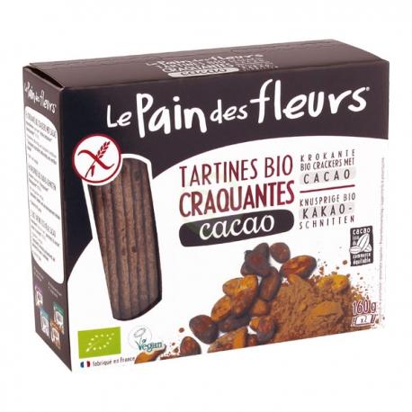 Pain des fleurs au Cacao - 160g