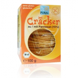 Crackers parmesan - 100g