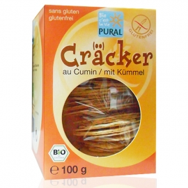 Crackers au cumin - 100g